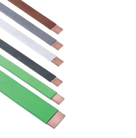 PVC Insulated Copper Strip