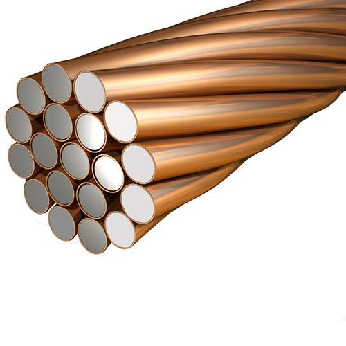 Copper Stranded Cable